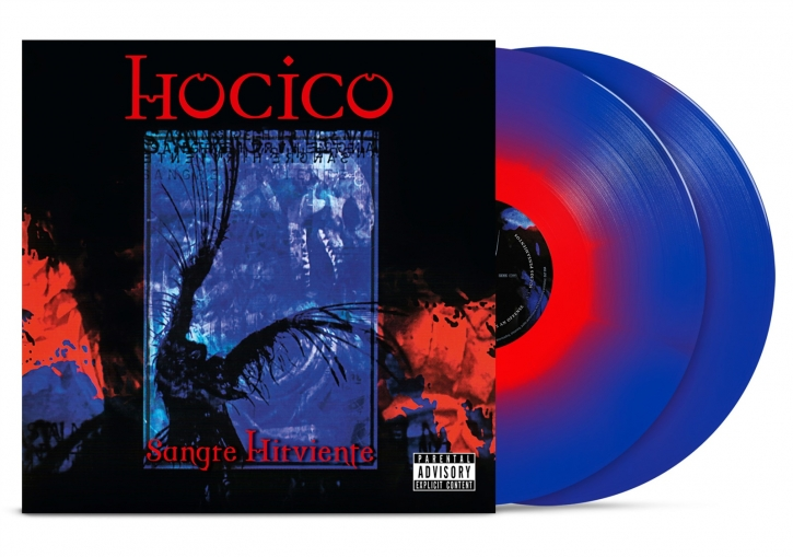 HOCICO Sangre Hirviente LIMITED Gatefold/Colored 2LP VINYL 2019