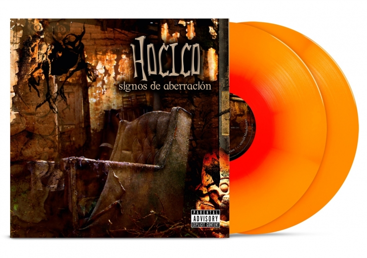 HOCICO Signos De Abberracion LIMITED Gatefold/Colored 2LP VINYL 2019 (VÖ 26.07)