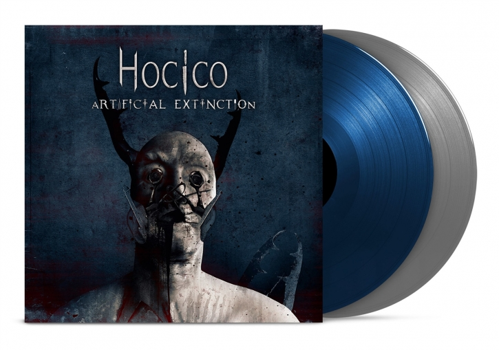 HOCICO Artificial Extinction LIMITED Deluxe Colored 2LP VINYL+MP3 2019 (VÖ 26.07)