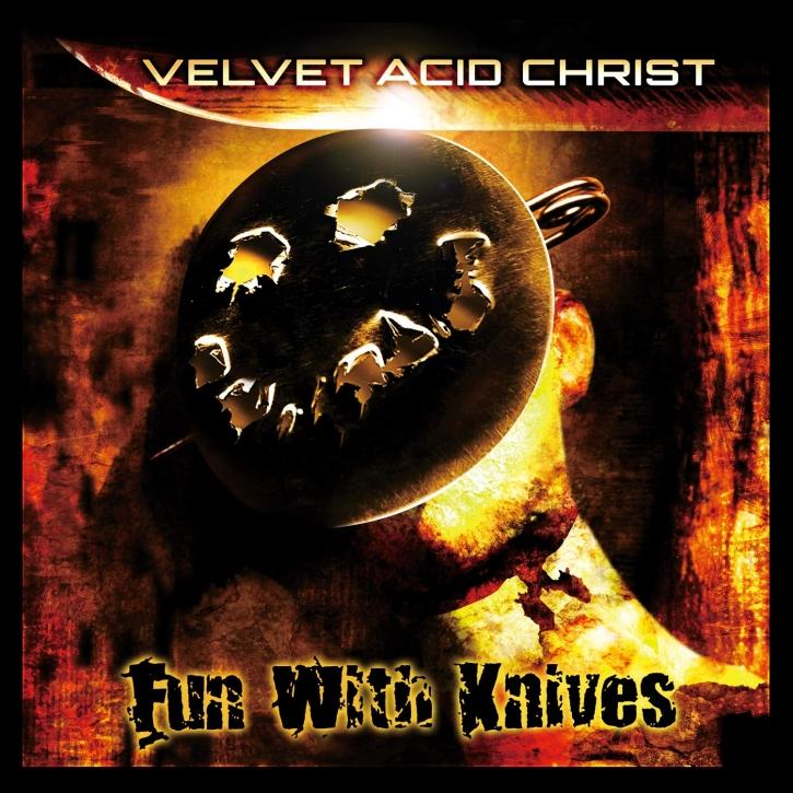 VELVET ACID CHRIST Fun with Knives (20th Anniversary) LIMITED 2LP VINYL 2019