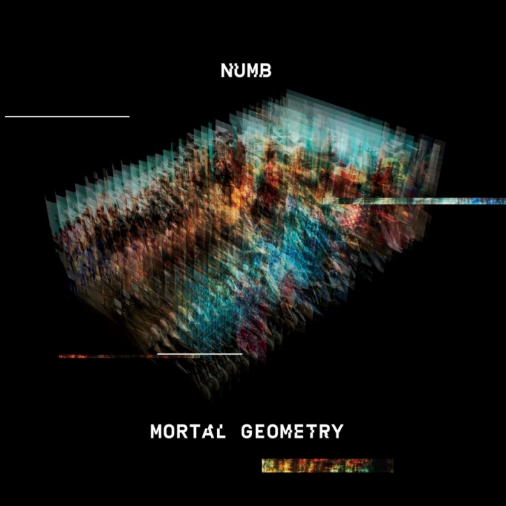 NUMB Mortal Geometry CD Digipack 2019