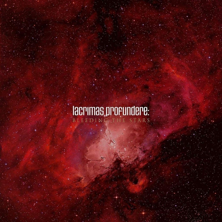 LACRIMAS PROFUNDERE Bleeding The Stars LP VINYL 2019