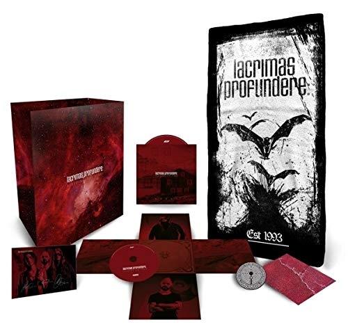 LACRIMAS PROFUNDERE Bleeding The Stars LIMITED 2CD BOX 2019