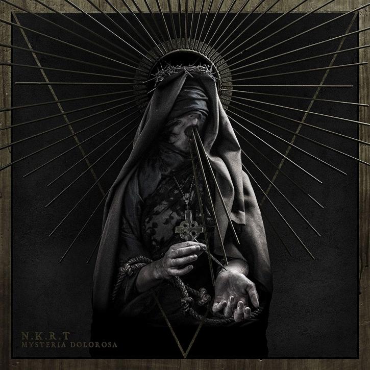N.K.R.T Mysteria Dolorosa CD Digipack 2019 (Rosa Crux)