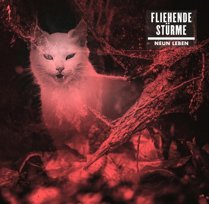 FLIEHENDE STÜRME Neun Leben LIMITED CD Digipack 2019