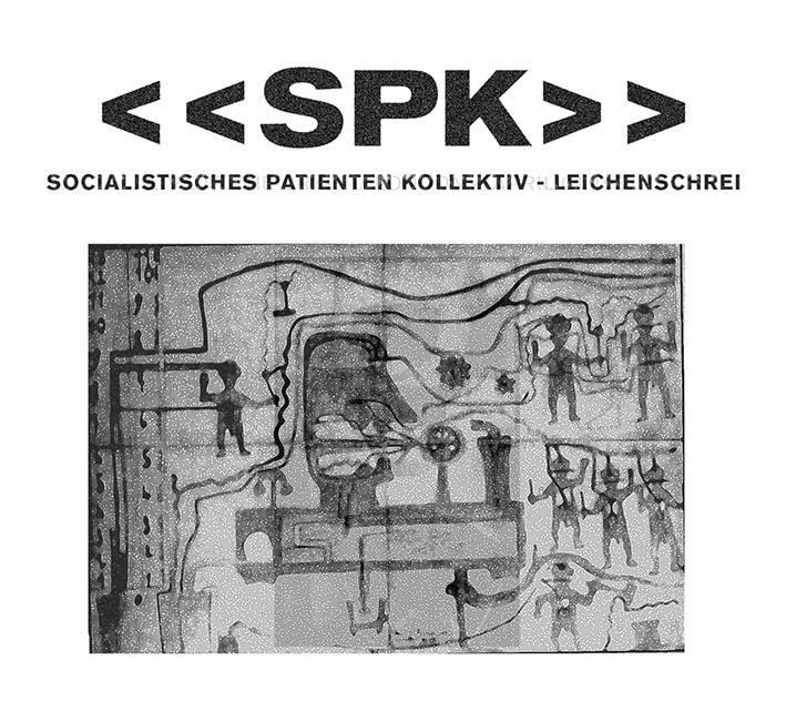 S.P.K. Leichenschrei CD Digipack 2019 (VÖ 12.07)