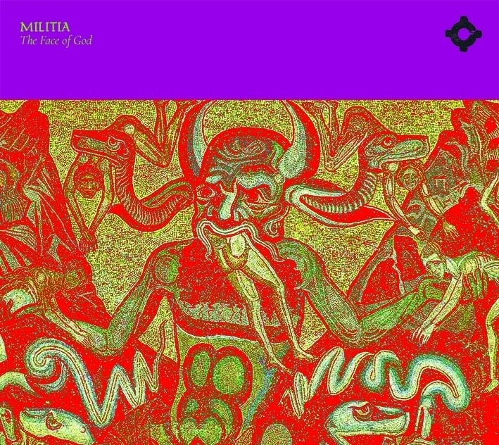 MILITIA The Face of God CD Digipack 2019 LTD.300