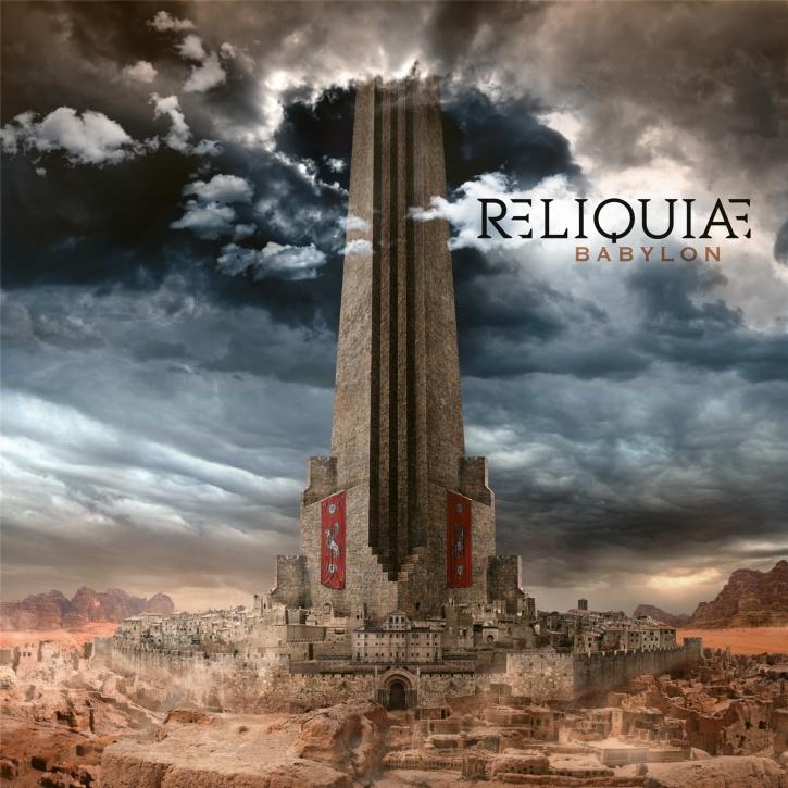 RELIQUIAE Babylon CD Digipack 2019 (VÖ 30.08)