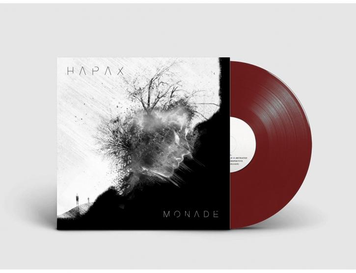 HAPAX Monade LP RED VINYL 2019 LTD.500