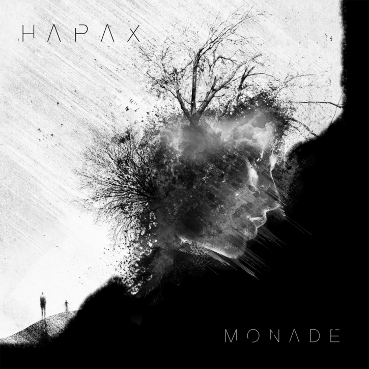 HAPAX Monade LIMITED CD Digipack 2019