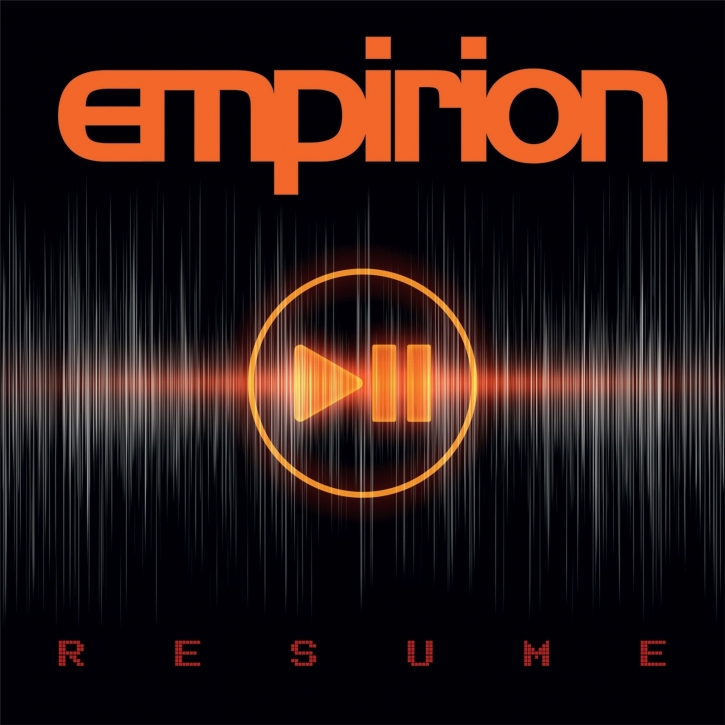 EMPIRION Resume CD Digipack 2019 (VÖ 23.08)
