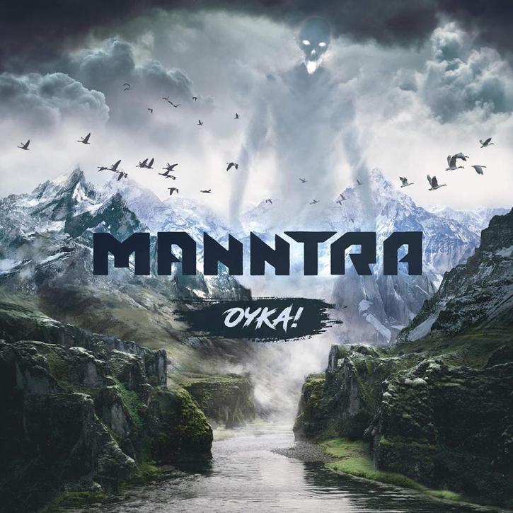 MANNTRA Oyka! CD 2019 (VÖ 26.07)