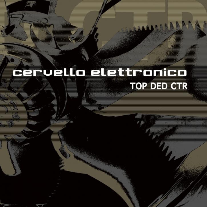 CERVELLO ELETTRONICO TOP DED CTR CD Digipack 2019 HANDS