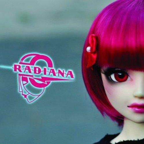 RADIANA Radiana CD Digipack 2012