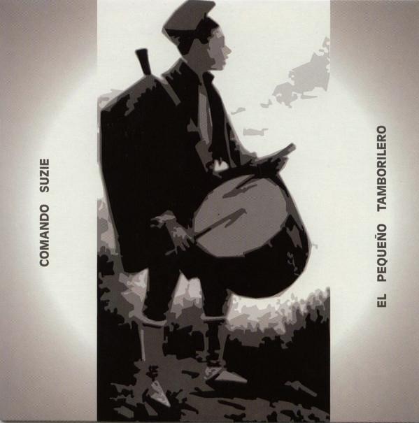 """COMANDO SUZIE / O PARADIS Split 7"""" VINYL LTD.300"""