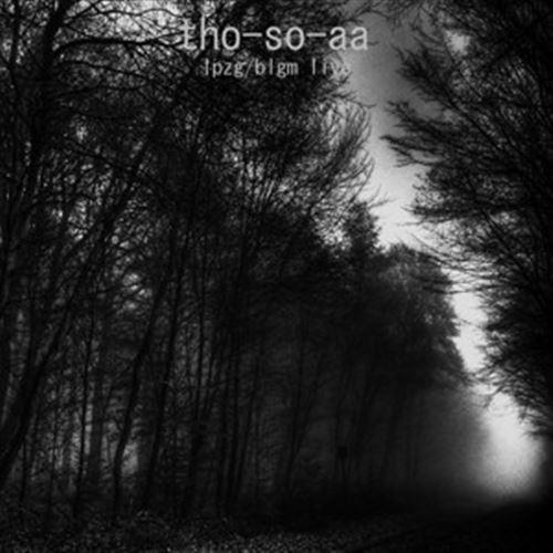 THO-SO-AA LPZG / BLGM Live LP VINYL 2014 LTD.300
