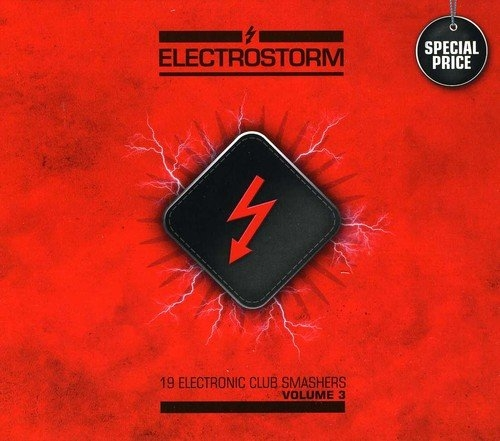 ELECTROSTORM VOL.3 CD Blutengel KIRLIAN CAMERA Hocico AGONOIZE