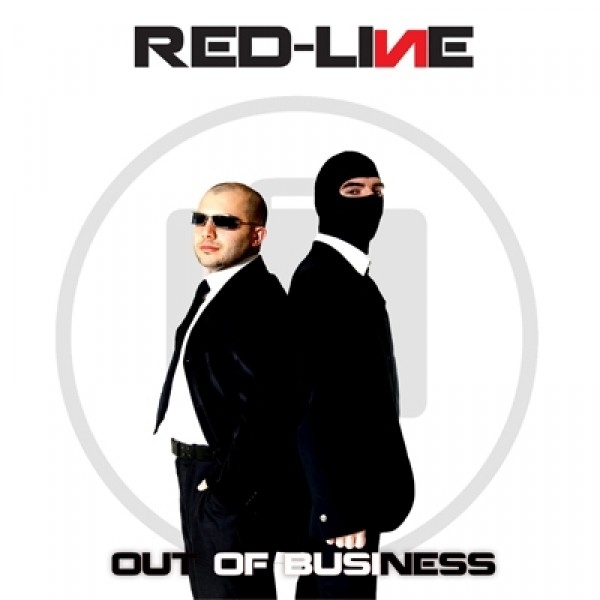 RED-LINE Out Of Business LIMITED 2CD+ 2 BUTTONS 2011