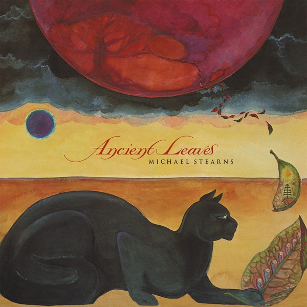 MICHAEL STEARNS Ancient Leaves LIMITED LP VINYL 2019 (VÖ 23.08)