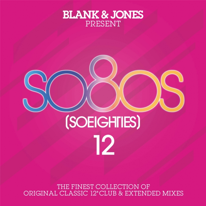 So80s (So Eighties) 12 2CD 2019 Blank & Jones VISAGE Talk Talk NEW ORDER