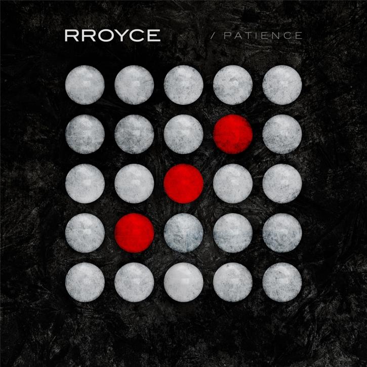 RROYCE Patience CD Digipack 2019