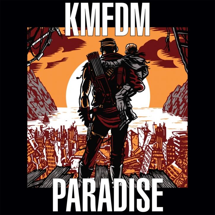 KMFDM Paradise LIMITED 2LP VINYL 2019