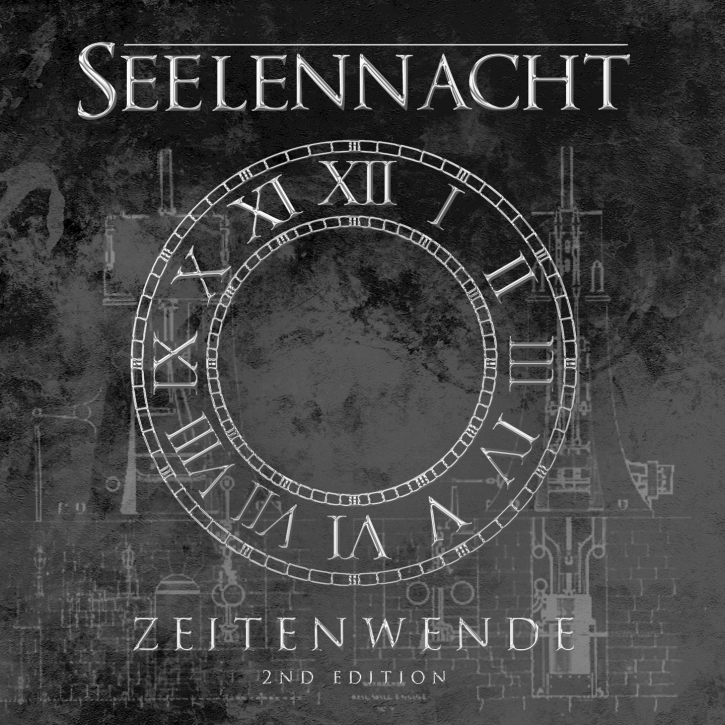 SEELENNACHT Zeitenwende (2nd Edition) CD 2019