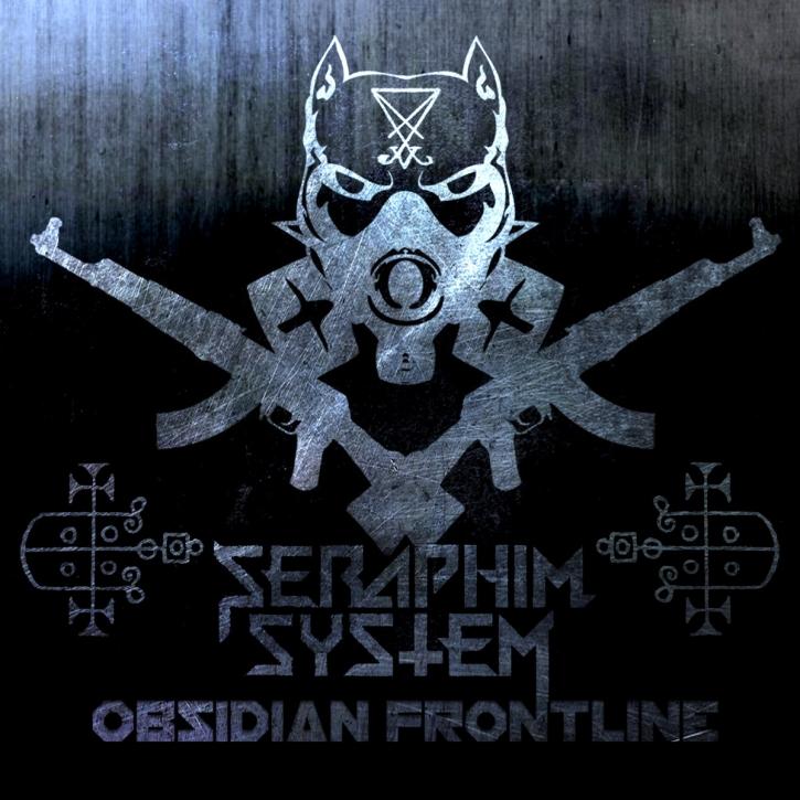 SERAPHIM SYSTEM Obsidian Frontline CD Digipack 2019 LTD.100