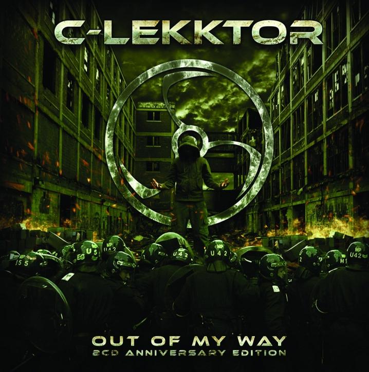 C-LEKKTOR Out of My Way [2CD anniversary edition] 2CD Digipack 2019 LTD.200