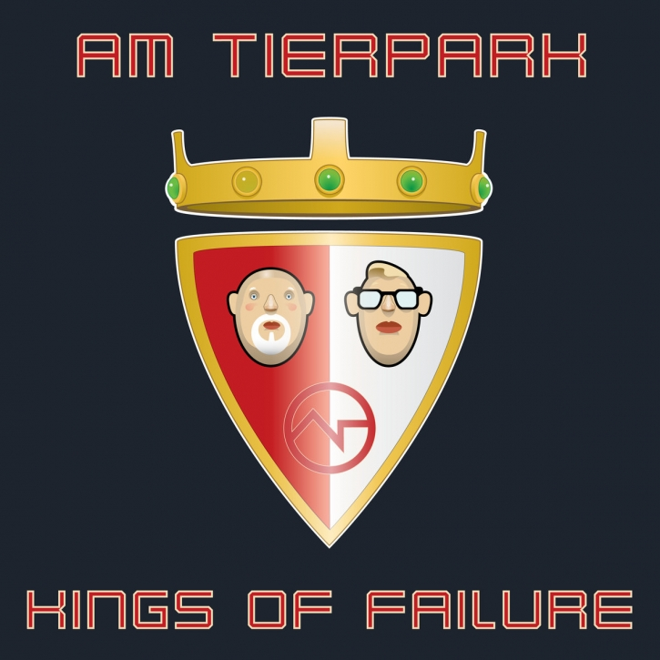 AM TIERPARK Kings of Failure CD Digipack 2019 LTD.1000