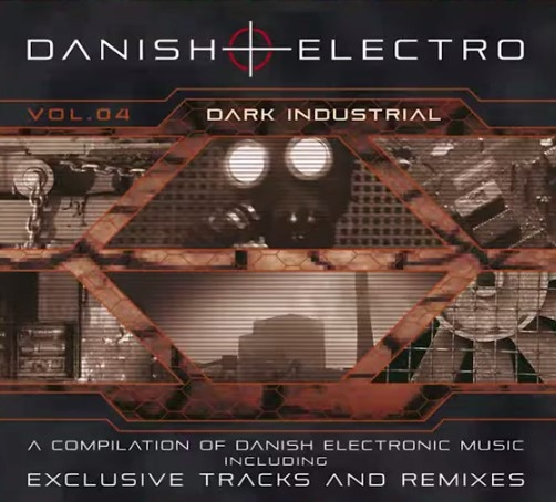 Danish Electro Volume 04 : Dark Industrial CD Digipack 2019 LTD.300