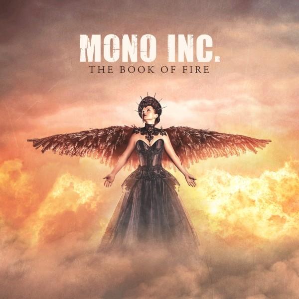 MONO INC. The Book of Fire CD+DVD Digipack 2020 (VÖ 24.01)