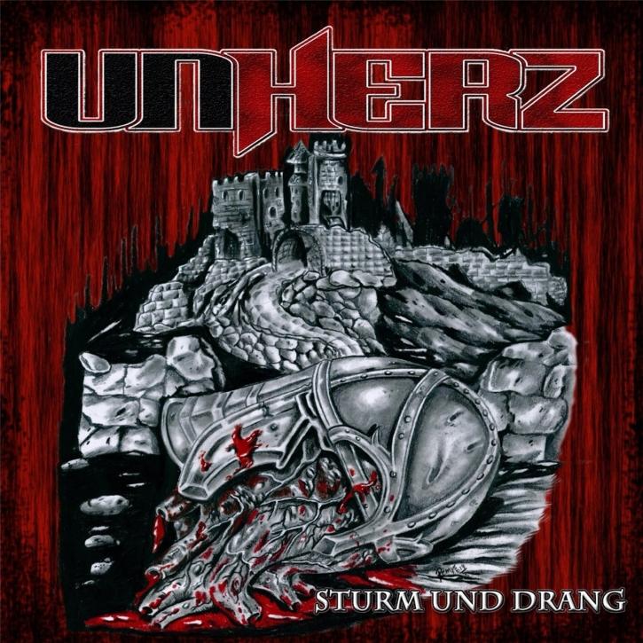 UNHERZ Sturm und Drang LIMITED CD Digipack 2014