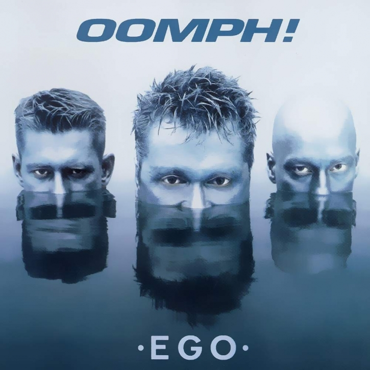 OOMPH! Ego (Re-Release) 2LP VINYL 2019