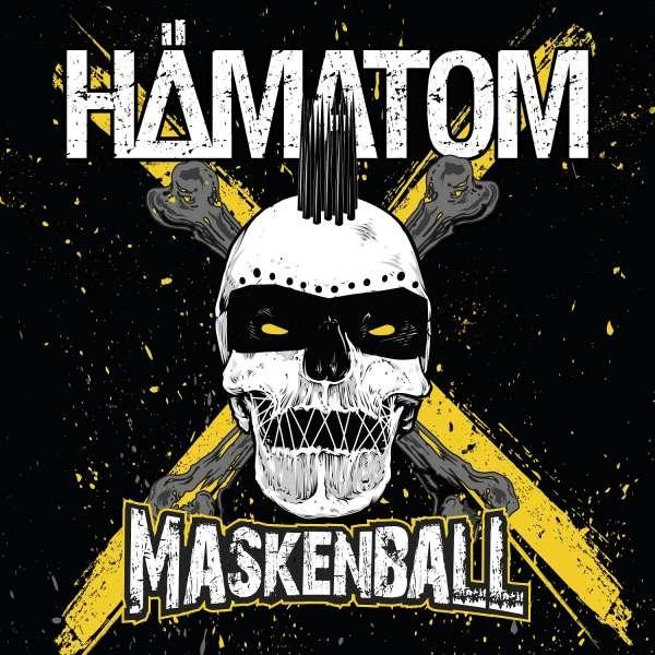 HÄMATOM Maskenball LIMITED CD Digipack 2019