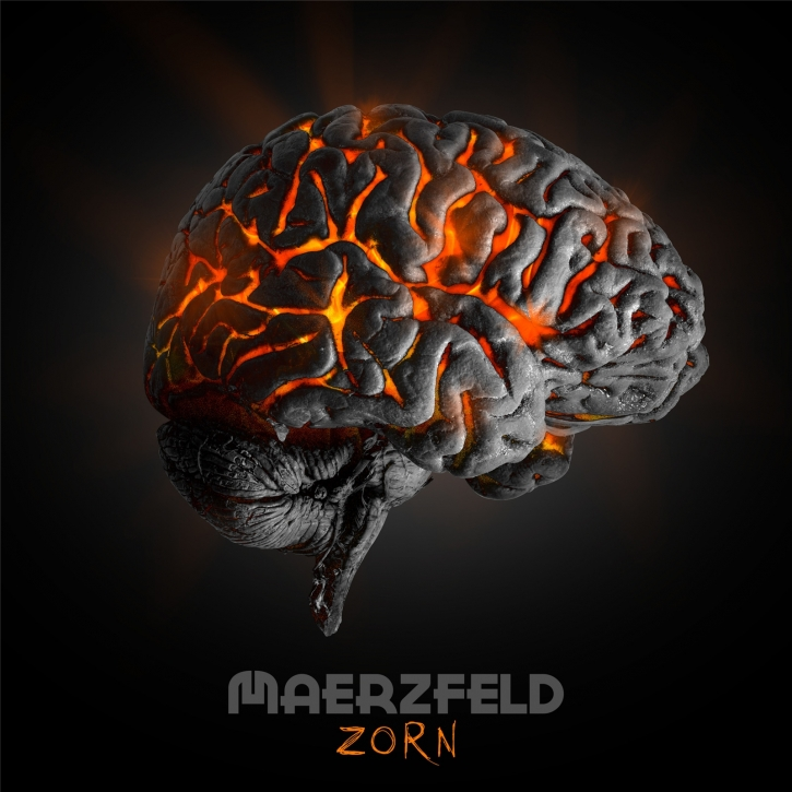 MAERZFELD Zorn CD Digipack 2019 (VÖ 04.10)