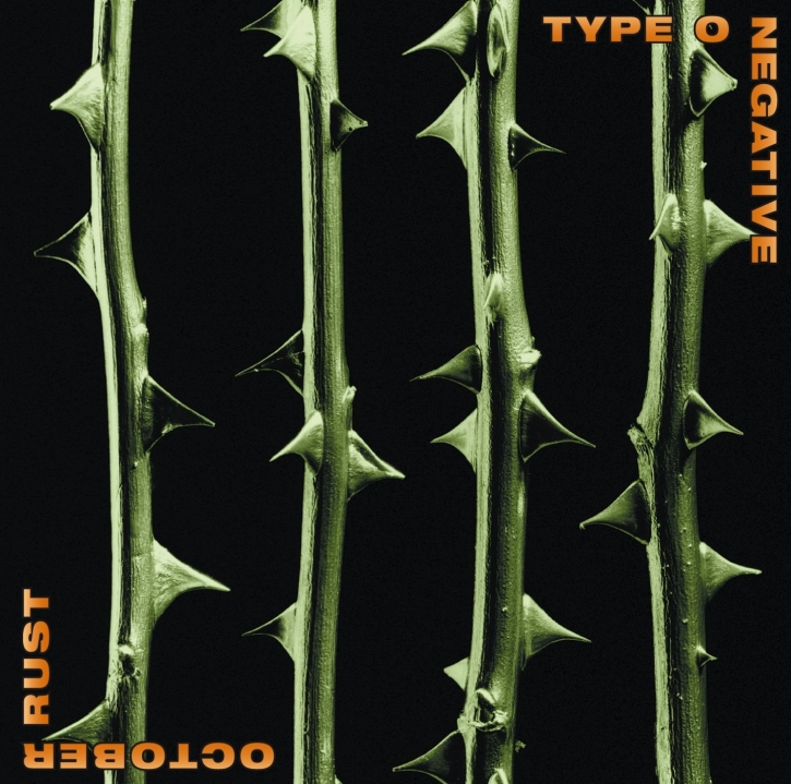 TYPE O NEGATIVE October Rust CD 1996
