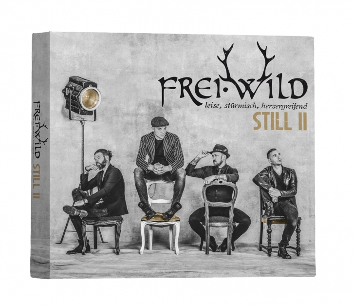 FREI.WILD Still II CD Digipack 2019 (VÖ 29.11)