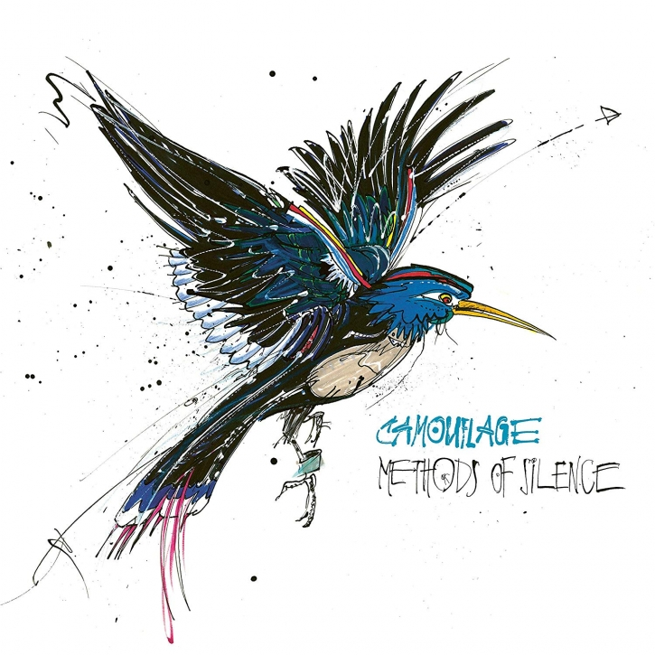CAMOUFLAGE Methods of Silence (30th Anniversary Edition) 2019 LTD.1500 (VÖ 01.11)