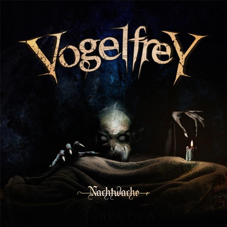 VOGELFREY Nachtwache CD Digipack 2019