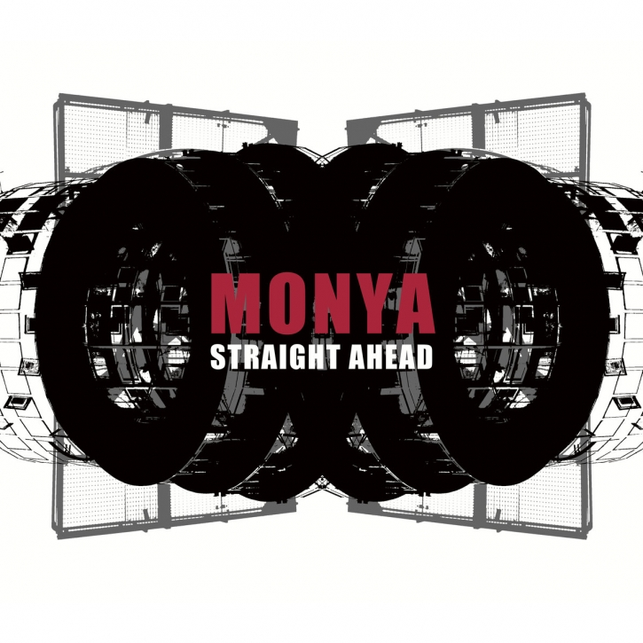 MONYA Straight ahead CD Digipack 2019 HANDS