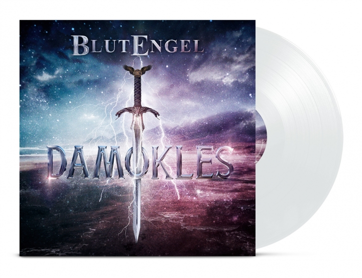BLUTENGEL Damokles LIMITED LP CLEAR VINYL 2019 (VÖ 07.11)