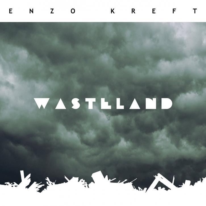 ENZO KREFT Wasteland CD Digipack 2019 LTD.300