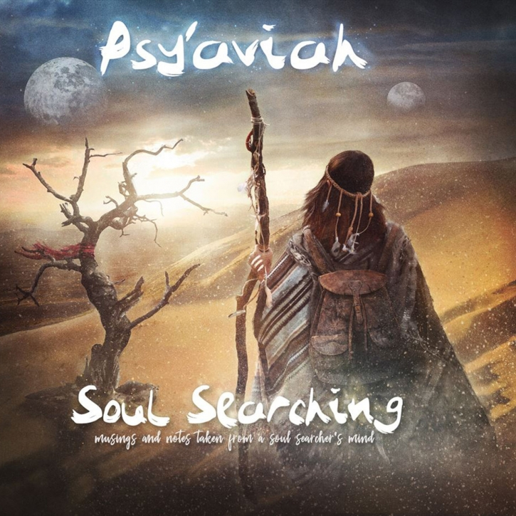 PSY'AVIAH Soul Searching CD Digipack 2019