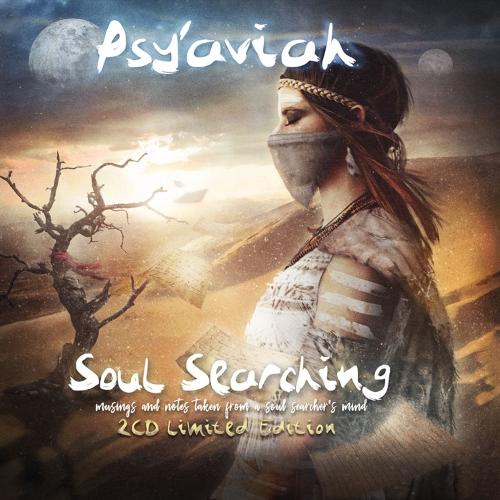 PSY'AVIAH Soul Searching LIMITED 2CD Digipack 2019