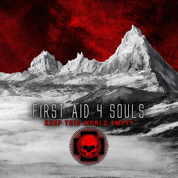 FIRST AID 4 SOULS Keep this World empty CD Digipack 2019