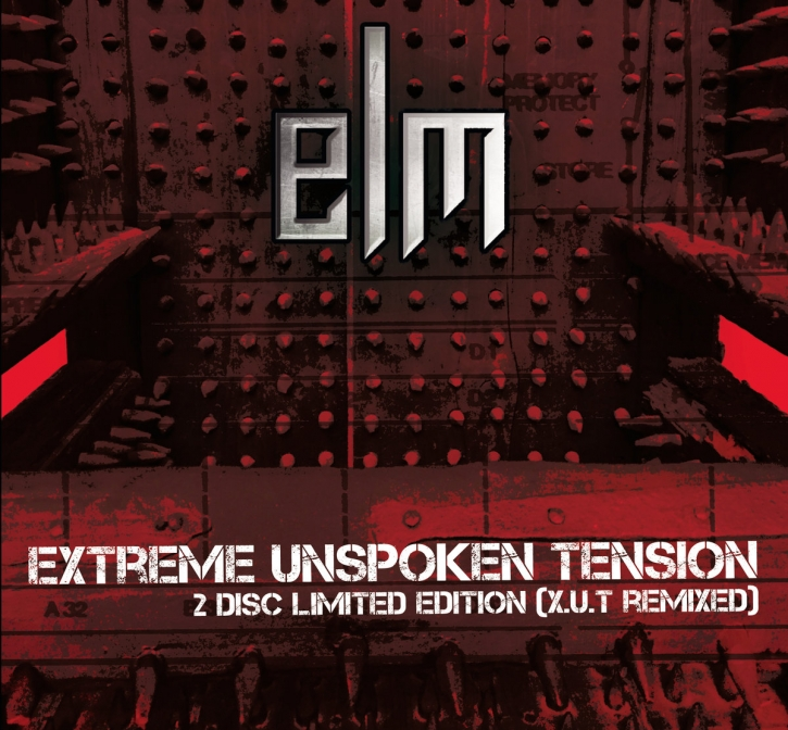ELM Extreme Unspoken Tension LIMITED 2CD Digipack 2019
