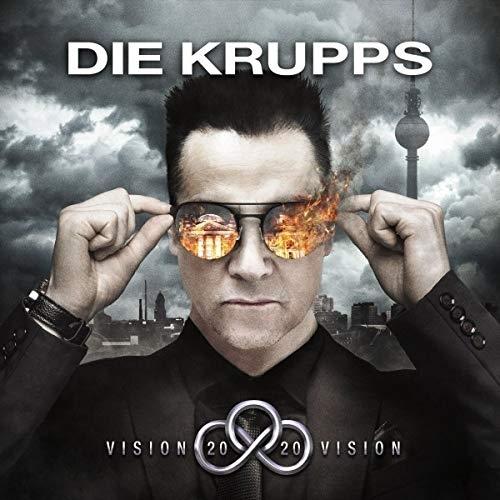 DIE KRUPPS Vision 2020 Vision CD+DVD Digipack 2019 (VÖ 15.11)