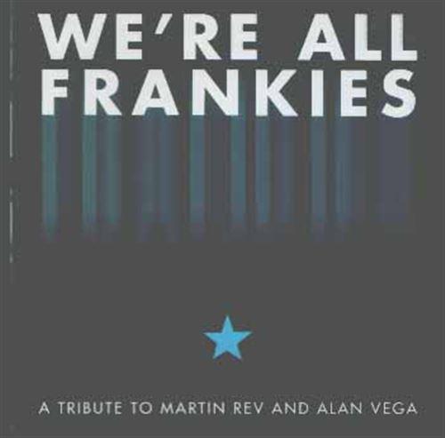 WE'RE ALL FRANKIES (TRIB.SUICIDE) CD 1996 Kirlian Camera PSYCHE