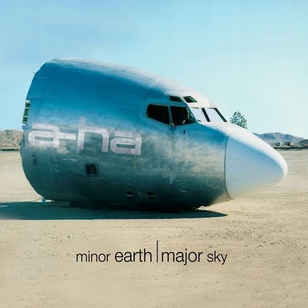 A-HA Minor Earth, Major Sky (Deluxe Edition) 2CD Digipack 2019